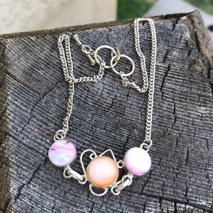 Jewelry - *Moving Sale*Very unique stone necklace